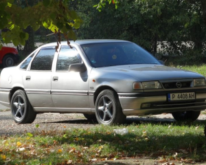 Opel - Vectra | 4 May 2015