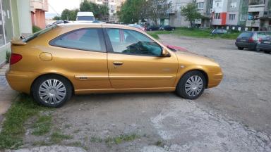 Citroën - Xsara - VTS | 5 May 2015