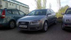 Audi - A4   11 May 2015