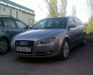 Audi - A4 | 11 May 2015