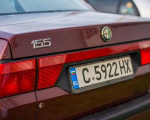 Alfa Romeo - Alfa 155 | 12 May 2015