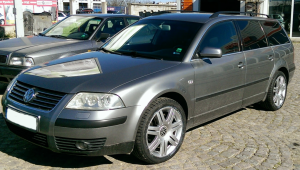 Volkswagen - Passat - B5.5 1.9 TDI   May 18, 2015