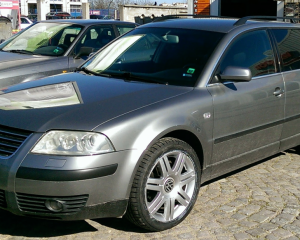 Volkswagen - Passat - B5.5 1.9 TDI   18 May 2015