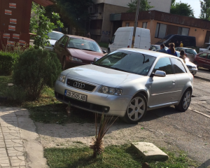 Audi - S3   21 May 2015