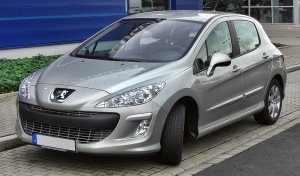 Peugeot - 308 | May 27, 2015