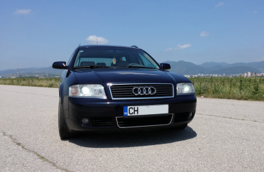 Audi - A6 - 2.7 BiTurbo Quattro (250hp) | May 30, 2015