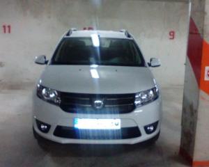 Dacia - Logan - MCV   5 Jun 2015