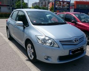 Toyota - Auris | 7 Jun 2015