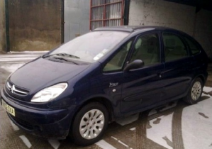 Citroën - Xsara Picasso - 2,0 HDI Exclusive | 23 Jun 2013