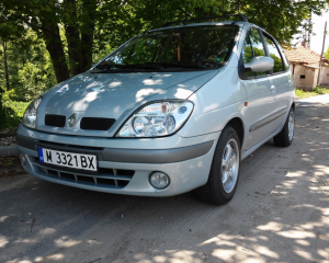 Renault - Scenic - 1.9 dCi | 7.06.2015 г.