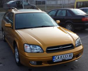 Subaru - Legacy | 9 Jun 2015