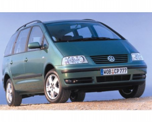 Volkswagen - Sharan - 1.9TDI ASZ | 12 Jun 2015
