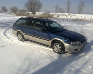 Subaru - Legacy - BG GX | 23 Jun 2013