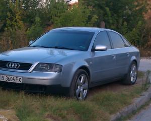Audi - A6   18 Jun 2015