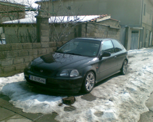 Honda - Civic - 6-та генерация 1.4 (D14A3) EJ9 | 23 Jun 2013