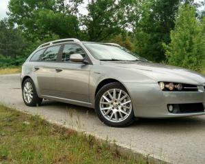 Alfa Romeo - Alfa 159 -  2.4 JTDm | 19.06.2015 г.