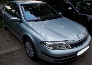 Renault - Laguna | Jun 21, 2015
