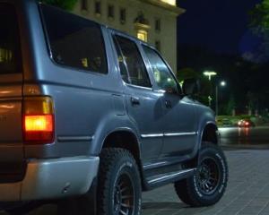 Toyota - 4-Runner | 29 Jun 2015