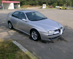 Alfa Romeo - Alfa 156 - 2.0 Twin Spark | 23 Jun 2013