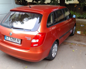 Škoda - Fabia - 1.4 16V Комби | 17 Jul 2015