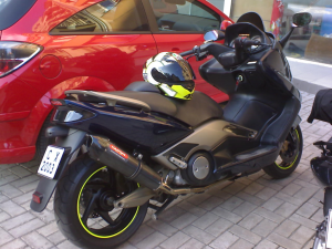 Yamaha - T Max - 500 | 23 Jun 2013