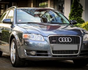 Audi - A4 | 23.07.2015 г.