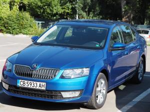 Škoda - Octavia - III   Jul 26, 2015