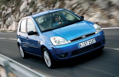 Ford - Fiesta - 1.3 | 23 Jun 2013