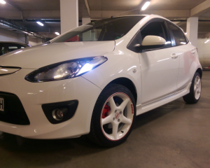 Mazda - 2 | 7 Aug 2015