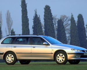 Peugeot - 406 - Break, 2.0 HDi, 109 hp | 19 Aug 2015