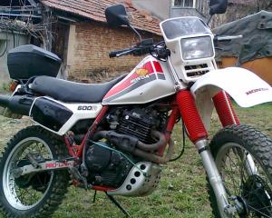 Honda - Xl - 600R | 20 Aug 2015