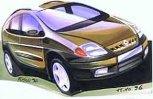 Renault - Scenic - RX4   | 20 Aug 2015