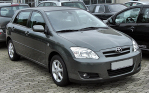 Toyota - Corolla - 1.4vvti | 23 Aug 2015