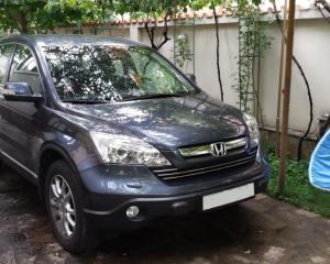 Honda - CR-V | 31 Aug 2015