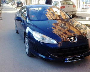 Peugeot - 407 - Coupe | 3 Sep 2015
