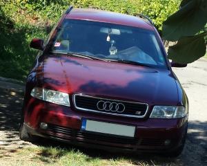 Audi - A4 - Avant | 22 Sep 2015