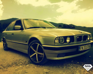 BMW - 5er - 520i   24 Sep 2015