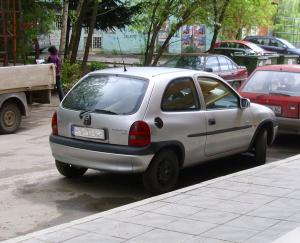 Opel - Corsa - 1.0 | 23 Jun 2013