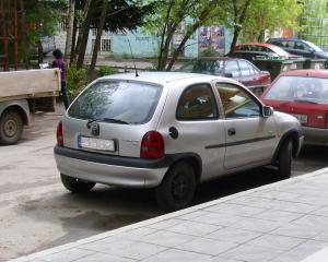 Opel - Corsa - 1.0 | 23.06.2013
