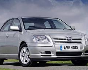 Toyota - Avensis - t25 | 27 Sep 2015