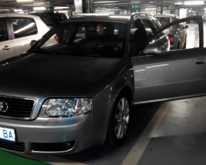Audi - A6 | 28 Sep 2015