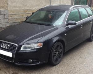 Audi - A4 - S line | 17 Oct 2015
