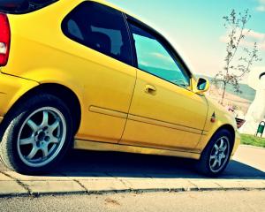 Honda - Civic - 1.4. IS | 18 Oct 2015