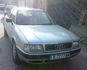 Audi - 80 - B4 | 21.10.2015 г.