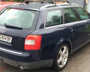 Audi - A4 - 3.0i V6 quattro | 2015. okt. 22.