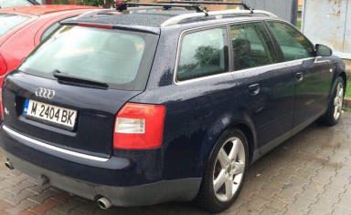 Audi - A4 - 3.0i V6 quattro | 22.10.2015 г.