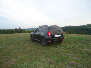 Dacia - Duster - dci 4x2   23.10.2015 г.