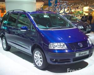 Volkswagen - Sharan - 1.9TDI ASZ | 23 Oct 2015