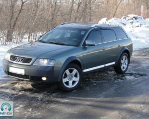 Audi - A6 Allroad - 2.7TT | 23 Oct 2015