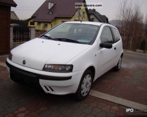 Fiat - Punto - Mk2 1.2 8v | 23 Oct 2015